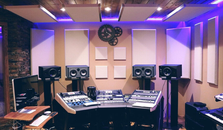 How to Make Acoustic Panels for the Home ?