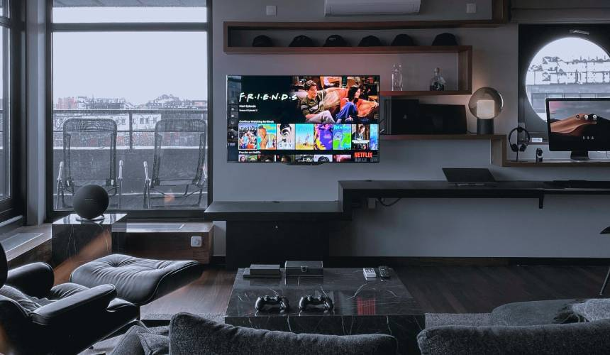 What does your ideal home theater look like?